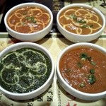 インド料理 レカリ - セットのカレー4種