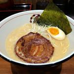 麺屋雷神 - 醤油ラーメン