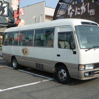 ★10名様から送迎有り♪無料送迎バス完備!