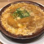 113197462 - 柳川鍋定食(900円)