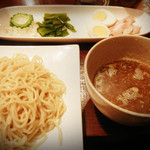 Tsukemensakura - つけ麺 並盛!大盛も同じ値段!!