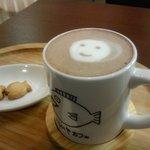 ぴらにやカフェ - 冬の定番「ぴらにやココア」
