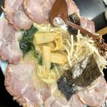 壱発ラーメン - 料理写真:★どど~ん❗️どや~♪(´ε` )★