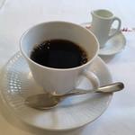 パリの朝市 - コーヒー