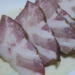 正直屋 - 豚肉の燻製