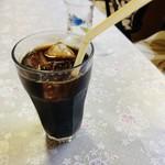 阿部商店 - アイスコーヒー
