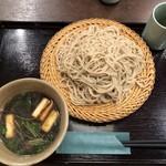 そば処 松屋 - 料理写真:
