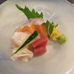 旬菜料理 苧麻 -