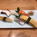 築地寿司岩 - お好み寿司
