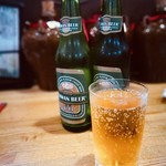 台湾料理 光春 - 台湾ビール