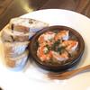 ミタ イ ミタ - 料理写真:海老のアヒージョ