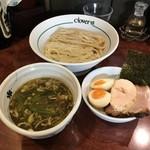 クローバー - 料理写真:特製つけ麺 ニボ