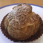 小川軒 - 本日のケーキは、シュークリーム@320円+税