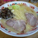 ラーメン・餃子 大勝 - 2012年1月 ラーメン600円