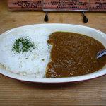 ラーメン・餃子 大勝 - 2012年1月 限定miniカレーです