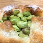 ブーランジェリー コロン - kobore枝豆チーズ