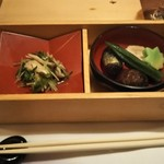 Ryoutei - 前菜