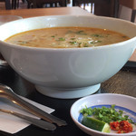 Nha Viet Nam - ココナッツ風味のブン・カリー