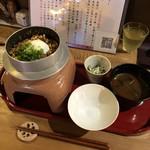 かんじ - 料理写真:とうもろこし御飯
