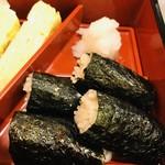 113233458 - 「そば寿司」アップ。