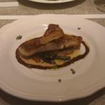 ラヴィアミュゾン - 魚料理