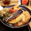 Niigatakatsudontarekatsu - 料理写真:■野菜かつ丼 830円