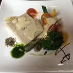 柿の樹 - 料理写真:お肉のテリーヌ(数量限定・+300円)