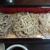 手打百藝 泰然 - 料理写真:三種そば(発芽・更級・田舎)
