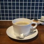 ごはんCafe R - ホットコーヒー