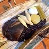 健康膳 薬都 - 料理写真:黒米の山菜おこわ
