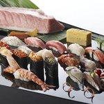 五徳 - 寿司 イメージ
