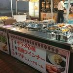 ヤマトヤシキ加古川店屋上ビアガーデン -