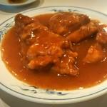 鳳飛 - からし鶏    950円