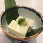 鮨と肴と日本酒 涛〃 - 京冷奴