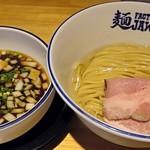 麺ファクトリー ジョーズ - 【(限定) のどぐろ煮干しの利尻昆布水冷やしつけ麺】¥500