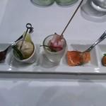 トラットリア イル フィオレット - 前菜