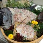 IZAKAYA混 - 石鯛の活き造り