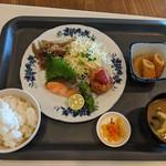 Aogaki Cafe - 料理写真:日替わりランチ和食