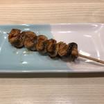 くりや - 鰻串焼き。