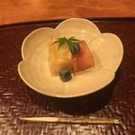 御料理 古川 - 水菓子!