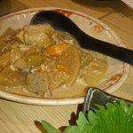 串と煮込みの元祖居酒屋 個室 門限やぶり - 鶏の煮込み