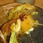 串と煮込みの元祖居酒屋 個室 門限やぶり - 鶏のくわ焼き