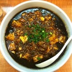 白湯麺屋 - 四川麻婆担々麺