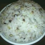 レストラン サンピア - バイキング料理 (十六穀米)