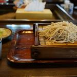 二丸屋武蔵亭 - もり蕎麦(平日ランチ)¥550税抜き