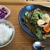 ファームサーカス食堂 - 料理写真:お野菜カレー