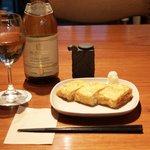 ダイニング むすたき - 出汁巻きたまご焼き ¥450