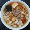 梅屋 - 料理写真:モツらあめん650円