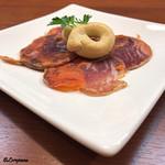 ティア ユミコ - Chorizo de Cerdo Ibérico