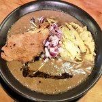 濃とんこつラーメン ichibou - 料理写真: